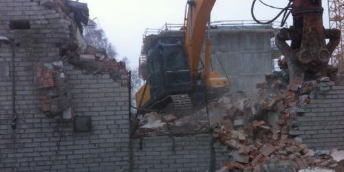 Демонтаж и установка канализационных труб